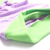 身に着け抵抗の編む人魚のテール赤ん坊毛布