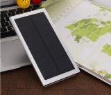 Nueva llegada 10000mAh de energía solar cargador solar móvil banco