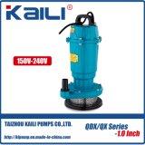 Pompe à eau submersible de QDX avec la caisse d'acier inoxydable