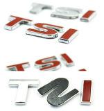 Изготовленный на заказ значок автомобиля ABS покрынный кромом, эмблема автомобиля, стикер автомобиля
