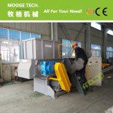 Triturador de plástico do eixo único 300kg/hr