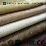 Tessuto di cuoio del sofà del PVC di disegno di modo