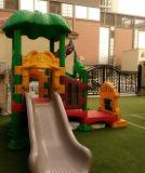 Heißer Verkauf Chlidren im Freien Vorschulspielplatz-Geräten-billig Plättchen