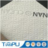 Tissu de tricotage de polyester organique du coton 65% de 35%