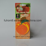 Customized High Quality Hanging Paper Air Freshener, Perfume de carro