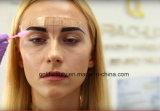 使い捨て可能なMicrobladingの眉毛デザイン定規のステッカー50PCS