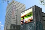 Tarjeta de la muestra del LED para hacer publicidad de la pantalla al aire libre de P8 SMD LED