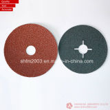"""4.5"""", P60 de Zirconia & Discos lijadores de óxido de aluminio de acero inoxidable (VSM distribuidor)"""