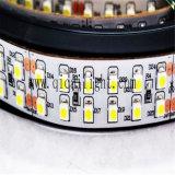Tiras flexíveis do diodo emissor de luz da fábrica 24V IP67 SMD 3528 de China Shenzhen