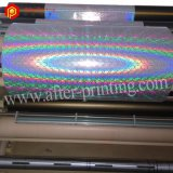 Пленка штендера светлая термально прокатывая BOPP голографическая для печатание и упаковывать