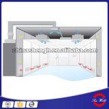 Cabina di pulizia di filtro dell'aria, locale senza polvere del codice categoria 100/stanza pulita portatile senza polvere