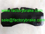 29087/29253/29202のAutotech/Eurotekのトラックの部品の回転子のディスクブレーキのパッド