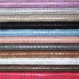 Высокая кожа Faux PU Shing стойкости краски для материалов ботинок