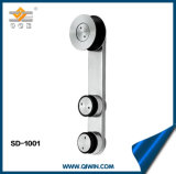 耐久のステンレス鋼のガラスハングの車輪