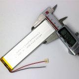 3.7 V batterie de polymère, 3135130, 3035130, MI batterie de tablette de 1500 heures-milliampère