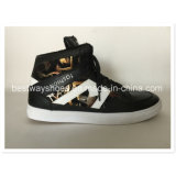 Neueste heiße Verkaufs-Form bereift hohe Schuh-Sport- Schuh