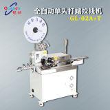 Gl-02A+T de crimpado automático de cable cortado Gaza Tinning y torcer la máquina