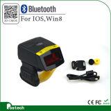 De mano de Bluetooth móvil 1d láser escáner de código de barras para Android e iOS
