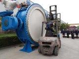 Dq342h Válvula de Accionamiento eléctrico wcb bidireccional de metal sellado de salida de la bomba de agua de alimentación de la tubería