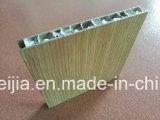 Panneaux en forme de nid d'abeille en aluminium de 10 mm Panneaux sandwich en nid d'abeille pour mur-rideau