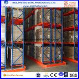 Высокое качество регулируемый поддон для установки в стойку (EBILMETAL склада-ВНА)