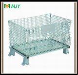 鋼鉄亜鉛によってめっきされる金網の容器Mjy-Spc02