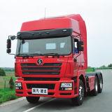 Shacman 6X4 Prime Mover tête camion remorque du tracteur