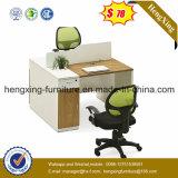 Bureau d'ordinateur de poste de travail de portées des meubles de bureau de mode 2 (HX-6M194)
