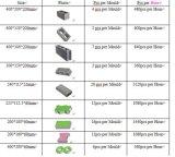 Кирпич стены Qtj4-40 Conrete/кирпич/тигр Paver цена машинного оборудования каменное