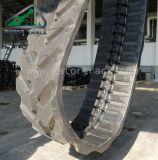 Trilha de borracha da esteira rolante de borracha da máquina escavadora (450X81.5KB)