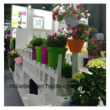 Балкон сеялка пластиковых стаканов предприятия оптовой и поручни сеялки цвета PP пластиковые сеялки