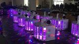 Mini indicatore luminoso del Derby del fascio del LED per uso del DJ della discoteca