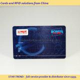 BussinessのカードPVCカードのプラスチックカードのHicoの気違いのカード