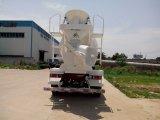 ポンプ(4m3- 12m3)を搭載する具体的なミキサーのトラックHino/Dongfeng