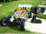 RC Car 1/8 Gasoline Nitro Gas Cross-Country Car 94860