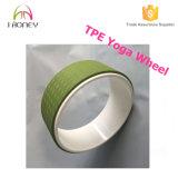 Acessório do edifício de corpo - roda amigável da ioga do TPE de Eco da roda da ioga