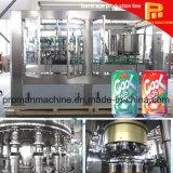 Het Vullen van het Blik van het huisdier Verzegelende Machine voor Sodawater & Frisdrank