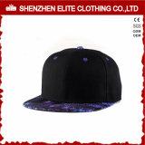 Kundenspezifische Panel-Baseball-Baumwollschutzkappe der Firmenzeichen-hohen Form-6 (ELTBCI-14)
