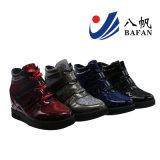 2017 новый PU цвета вскользь ботинок 4 женщин способа для женщин или Ladybf1701164