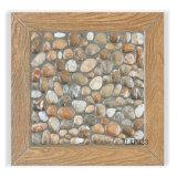 Azulejo de suelo de cerámica de la piedra del adoquín del material de construcción para al aire libre