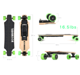 [هيغقوليتي] أربعة عجلة نمو ذكيّة لوح التزلج كهربائيّة