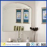 2mm 3mm 4mm 5mm 6mm de pared de vidrio flotado espejo del baño