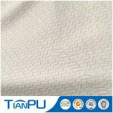 Tela de tiquetaque feita malha poli do colchão de St-Tp001 40%Bamboo 60%