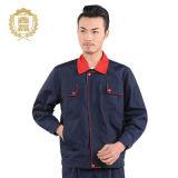 Workwear OEM черный и красный безопасности плотника Coverall, европейская форма Workwear