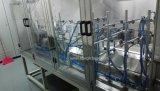 Compléter la ligne d'enduit UV automatique de jet pour les pièces en plastique