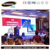 P5 vídeo a todo color de interior LED que hace publicidad de la visualización de pantalla