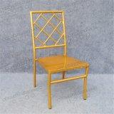 Cadeira ao ar livre de alumínio do restaurante barato para o jardim Yc-A28-02