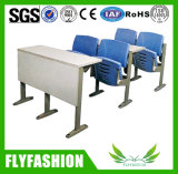 대중적인 이용된 대학 교실 가구 테이블 및 단계 의자 (SF-14H)