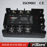 Релеий ССР трехфазное, SSR-3 AA80 AC/AC полупроводниковое