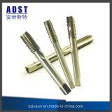 DIN376 HSS Co5 Máquina grifos con flautas recta